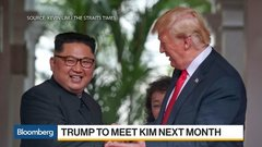 Trump-Kim Summit Seen in Vietnam in February
