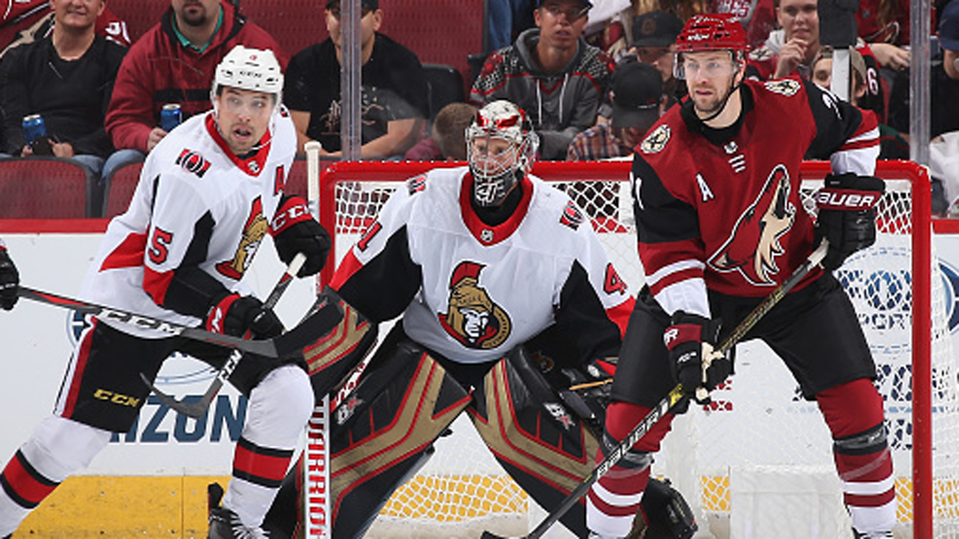 Sens Ice Chips: Ottawa looks to cool red hot Coyotes