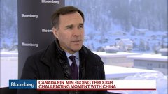 Canada Is Going Through a 'Diplomatic Moment' With China, Says Morneau