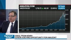 Lorne Steinberg discusses Amazon