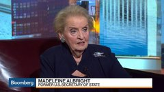 Putin Is Playing a Weak Hand Very Well Internationally, Albright Says