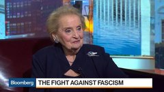 Unilateral Military Force in Venezuela Would Be a Mistake, Albright Says