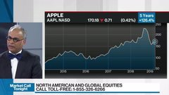 Paul Harris discusses Apple
