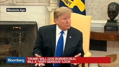 Trump Says There's No Reason for Another 'Terrible' Gov't Shutdown