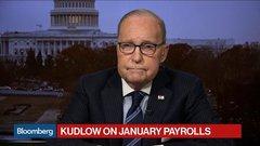 NEC's Kudlow Calls U.S. 'Hottest Economy in the World'