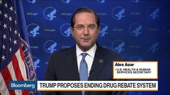 Trump's Drug Pricing Plan Explained By HHS Secretary Azar