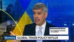 U.S. Trade Tactics Hold Potential for Global Good, El-Erian Says