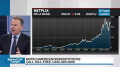 Greg Newman discusses Netflix