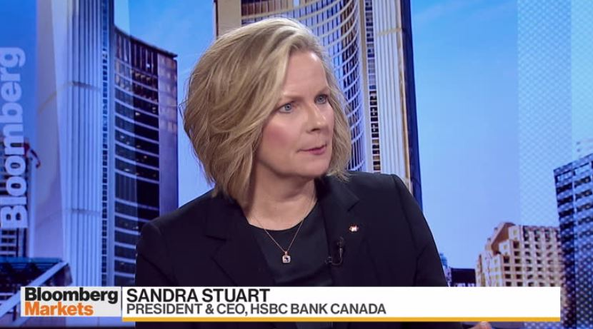 Canada the bright spot amid trade uncertainty: HSBC Canada CEO