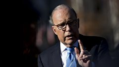 Kudlow's 'sizable' comment caused markets to reprice trade concerns: Trader
