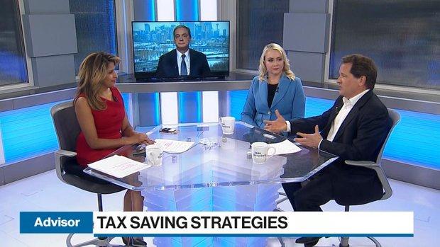 Tax-saving strategies