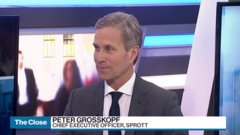 Sprott CEO sees 'billionaires and family offices' buying gold