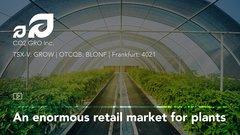 An enormous retail market for plants