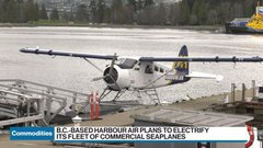 Power Shift: B.C.-based seaplane operator plans to electrify its fleet