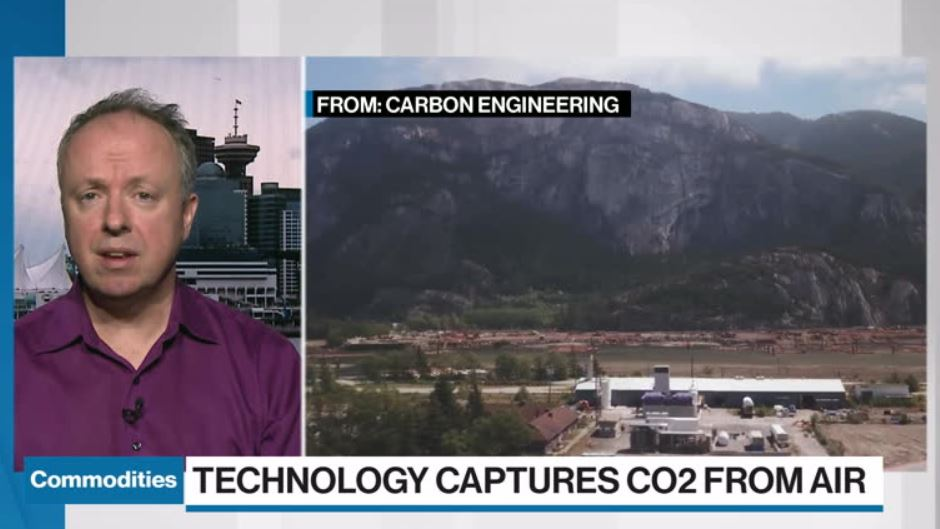 Power Shift: BHP gives Carbon Engineering a $6M backing