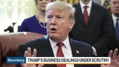 Trump's Dealings With Banks and Insurers Under Scrutiny