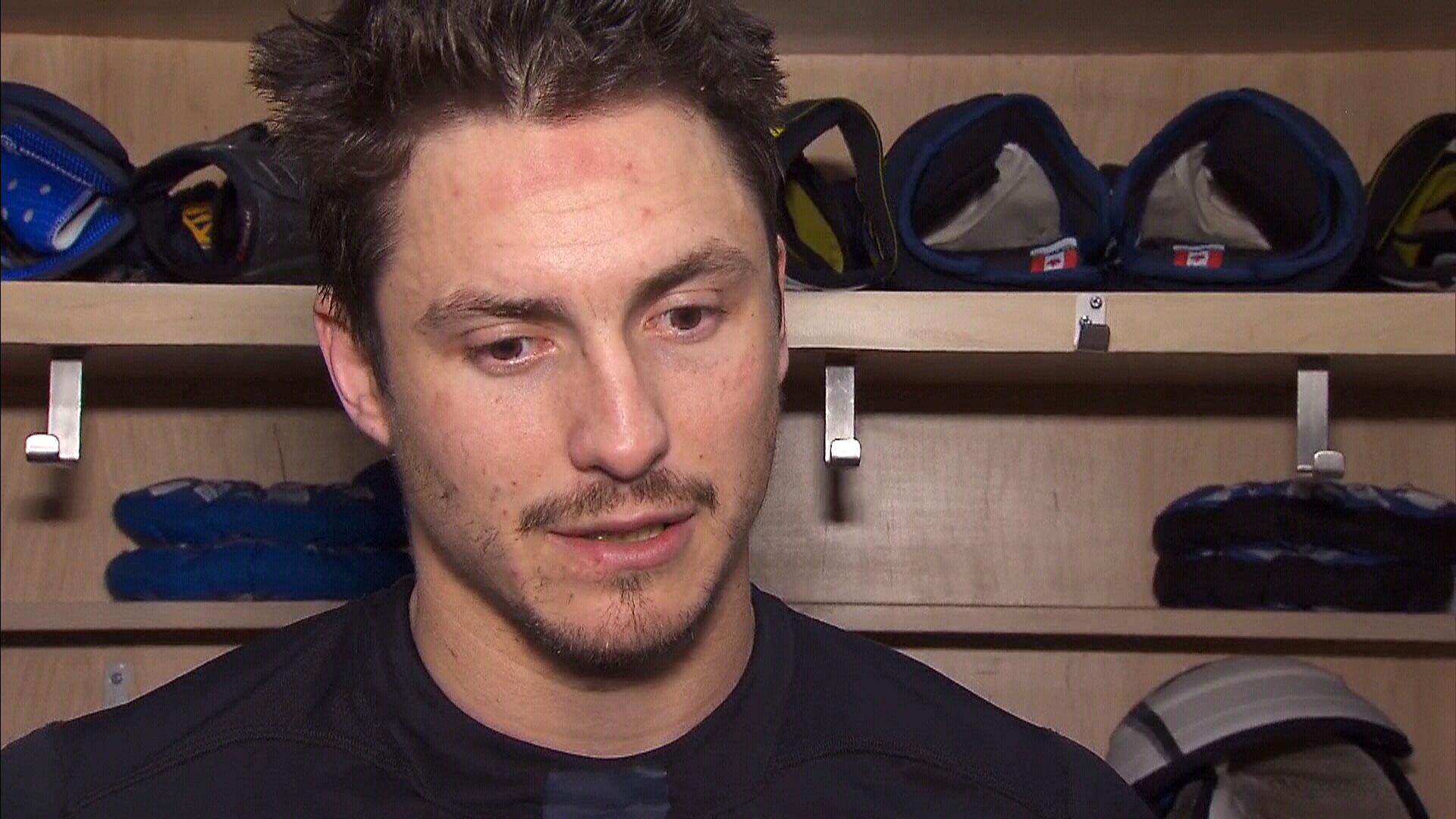Bozak, Blues remain 'really confident' heading into Game 5