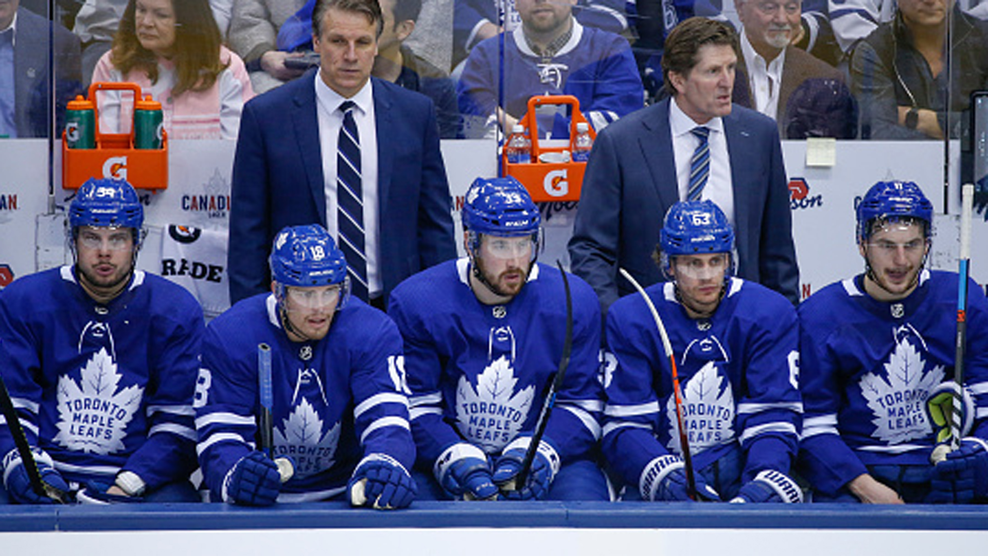 First Round Frenzy: What are the Leafs' biggest concerns heading into Game 7?