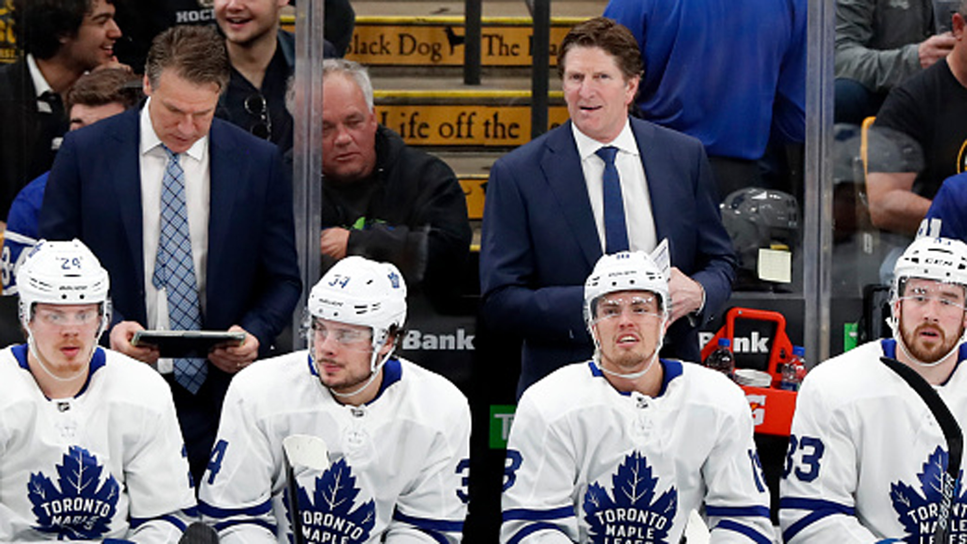 First Round Frenzy: What should head up Leafs' list of things to fix?