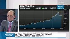 Darren Sissons discusses Amazon