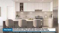 Developer offers free avocado toast to lure millennial buyers