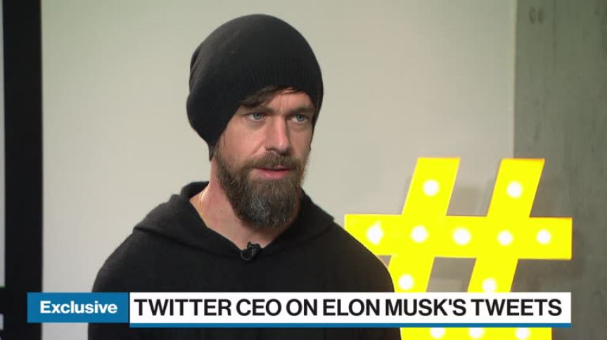83cef6fe6617 The iPhone-only, decentralized leadership style of Twitter's Jack Dorsey -  BNN Bloomberg