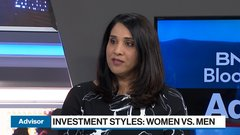 How women and men tend to invest differently