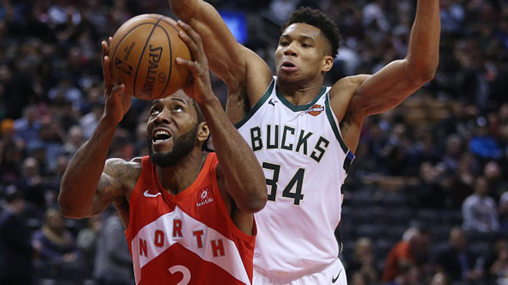 new concept 8d0d7 11418 Toronto Raptors vs. Milwaukee Bucks