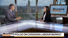 Poloz on Trump's Fed pressure, blockbuster Canadian jobs data