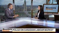 Poloz on Trump's Fed pressure, blockbuster Canadian jobs data
