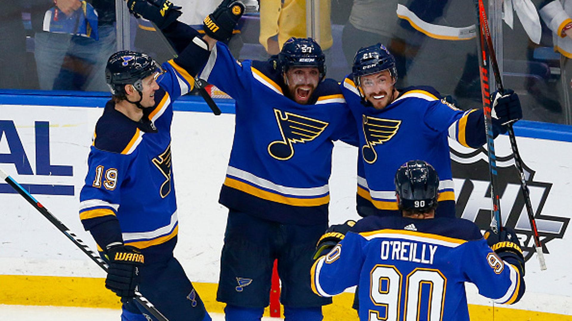 Blues reach Stanley Cup Final after unprecedented season turnaround