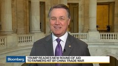 Trump Has Full Support of Farmers on China, Sen. Perdue Says