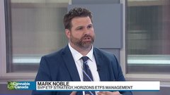 Horizons' Mark Noble: New cannabis ETF only for those ready for high risk