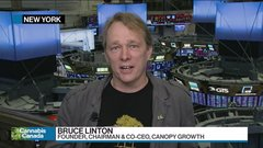 Canopy chose Acreage because of its 'reputational risk' if things go sour: Linton