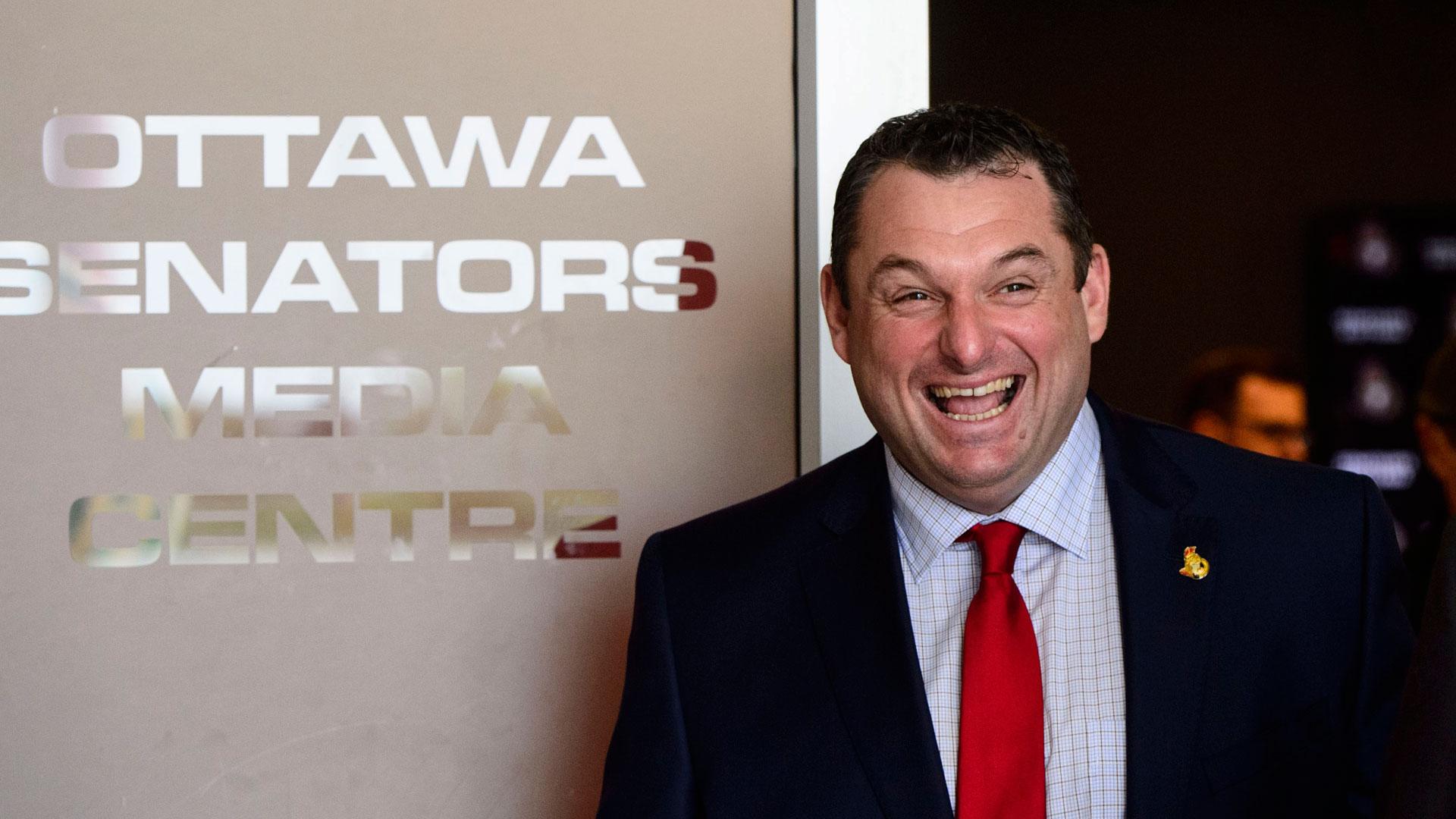 Dreger: Smith 'WOWed' the Senators