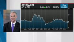 Commodities update: Aphria rises on buy rating; Trump announces US$16B in farm aid