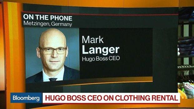 Hugo Boss Profit Stumble May Make 2019 Target Harder to Hit