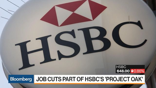 HSBC Plans Hundreds of Investment Bank Job Cuts in Cost Push - Video