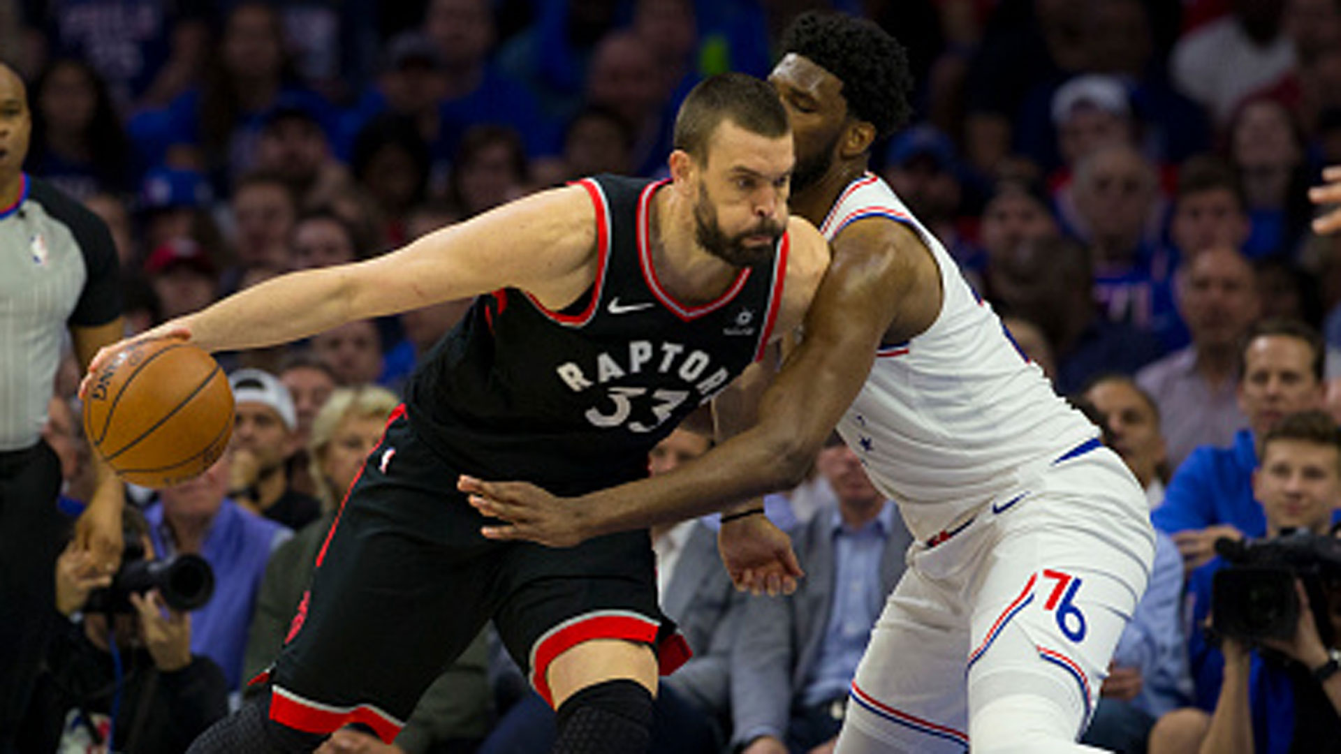 Flipboard: NBA Playoffs: Ben Simmons' 76ers Vs Raptors