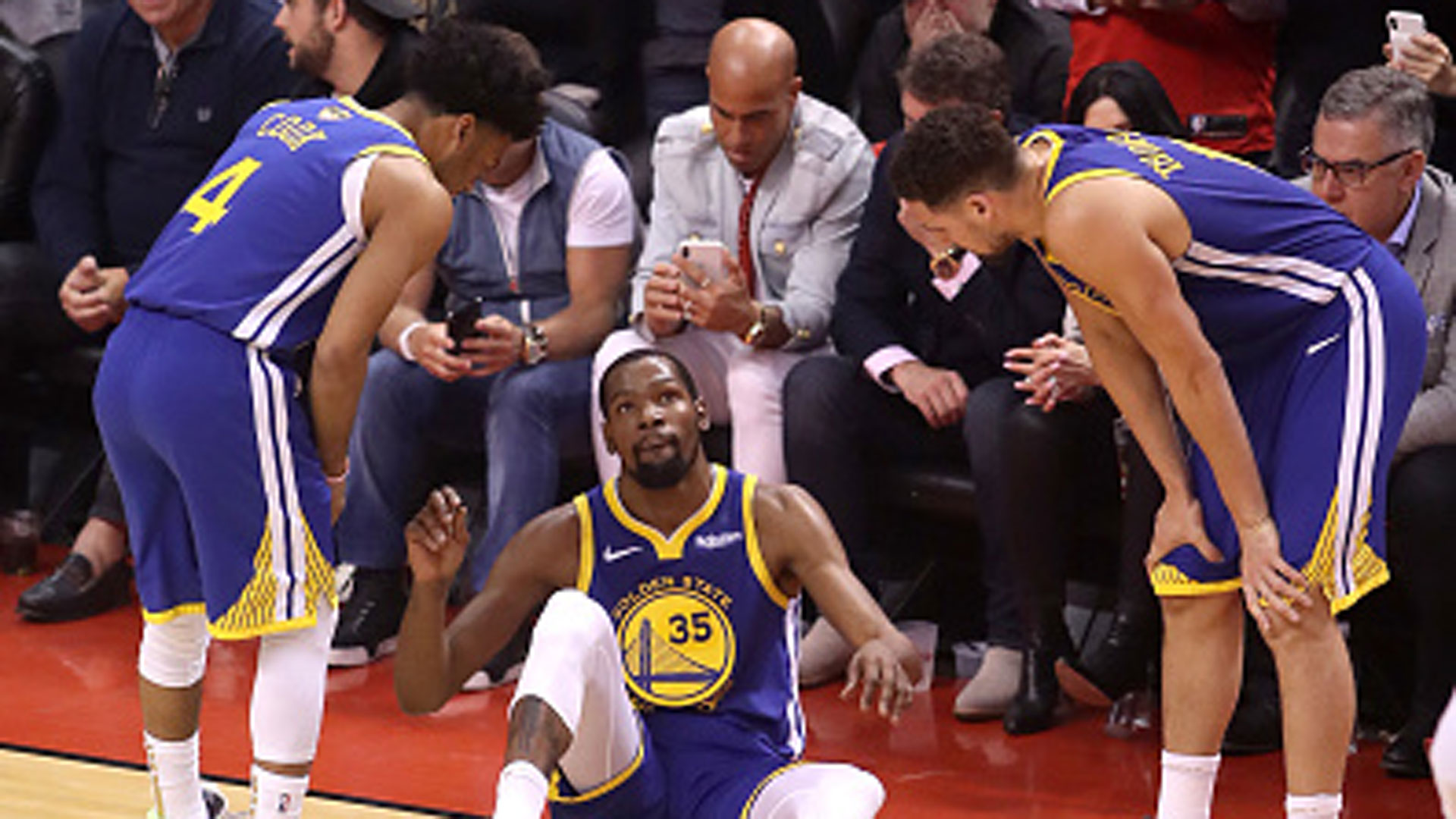 san francisco 2cd3d 3045f Golden State Warriors forward Kevin Durant undergoes surgery for ruptured  Achilles - TSN.ca