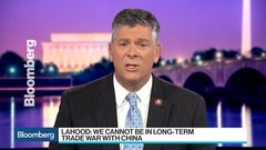 U.S. Can't Be in Long-Term Trade War With China, Rep. LaHood Says