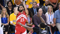 Raptors' playoff run has enhanced our brand significantly: Scotiabank CEO