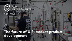 The future of U.S. market product development