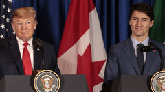 Trudeau and Trump to meet this week on trade