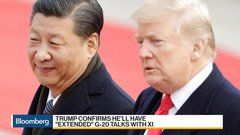 Trump, Xi Seek to Restart Trade Talks at G-20 in Japan