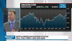 Greg Newman discusses Amazon