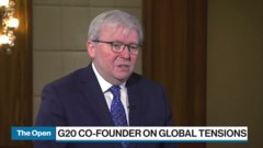 'G20 is not the singular property of the United States': Co-founder Rudd defends institution
