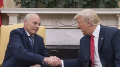 Gen. Kelly Says Chief of Staff Job Was 'Not Very Enjoyable'