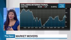 Pot stocks, Colliers, Carnival: More market movers for June 20, 2019