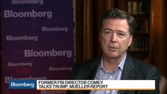 Impeaching Trump 'Lets Americans Off the Hook,' Comey Says